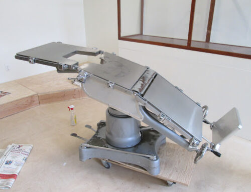 Shampaine Company Operating Table