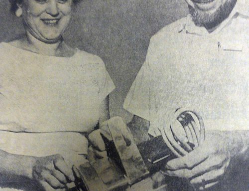 Gifts for the Hospital, 1962