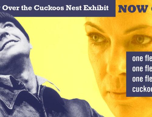 One Flew Over the Cuckoo's Nest Exhibit