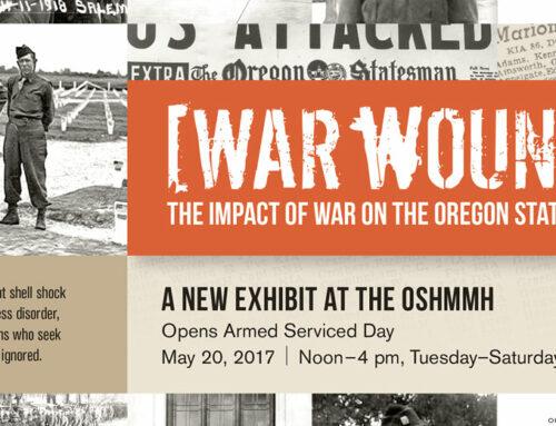 War Wounds Exhibit