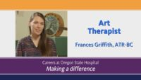 Video about Art Therapist
