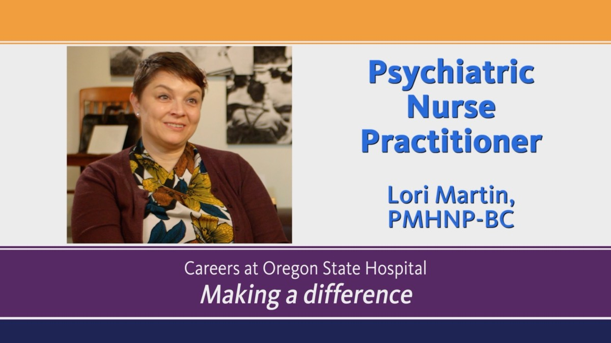 Video about Psychiatric Nurse